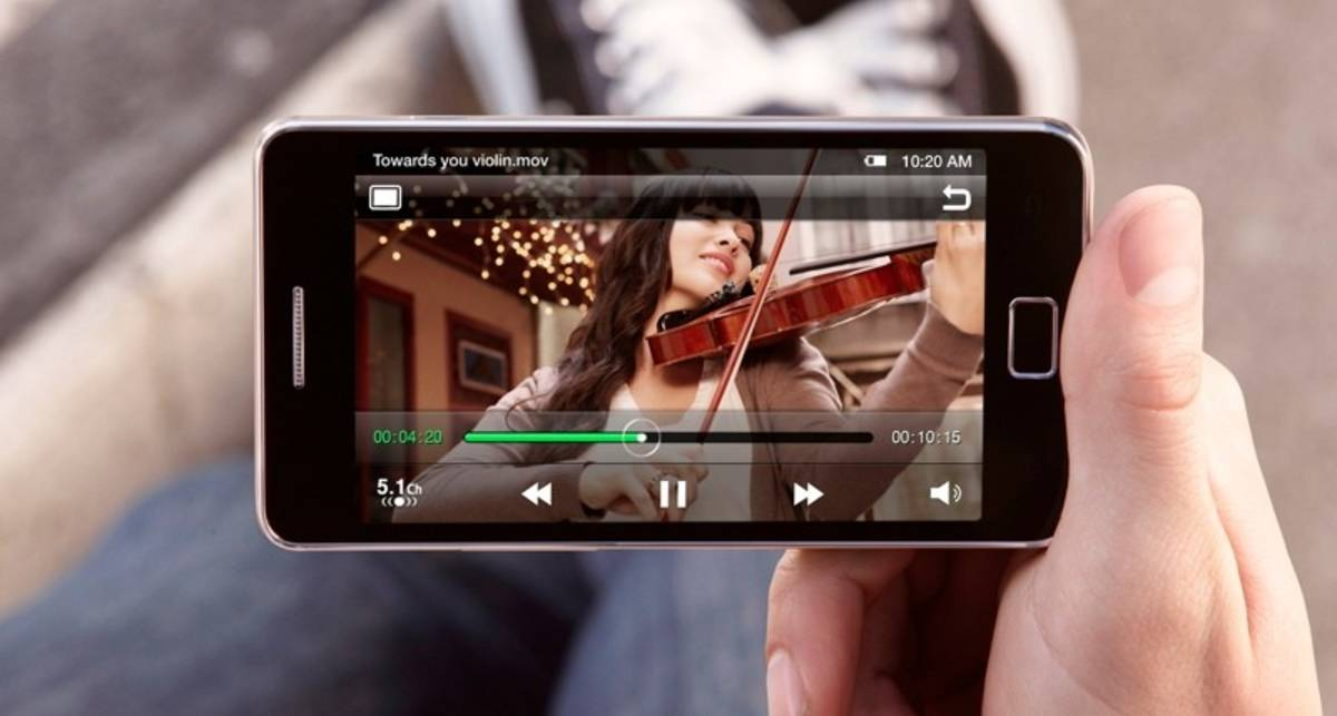 Samsung выпустит обновленный смартфон Galaxy S II