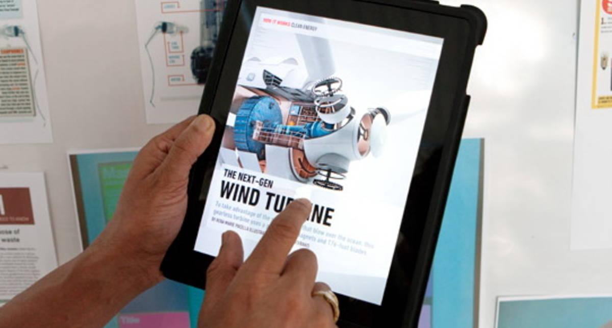 Владельцы  iPad генерируют 1% мирового интернет-трафика