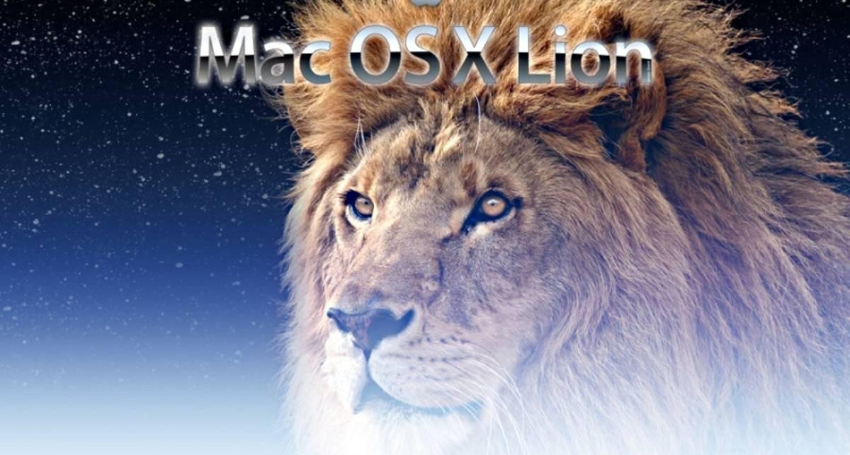 Mac OS X Lion уже доступен для Mac