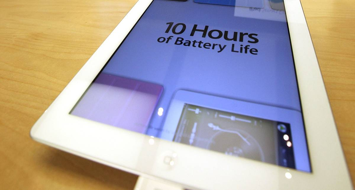 iPad будет лидером рынка еще четыре года