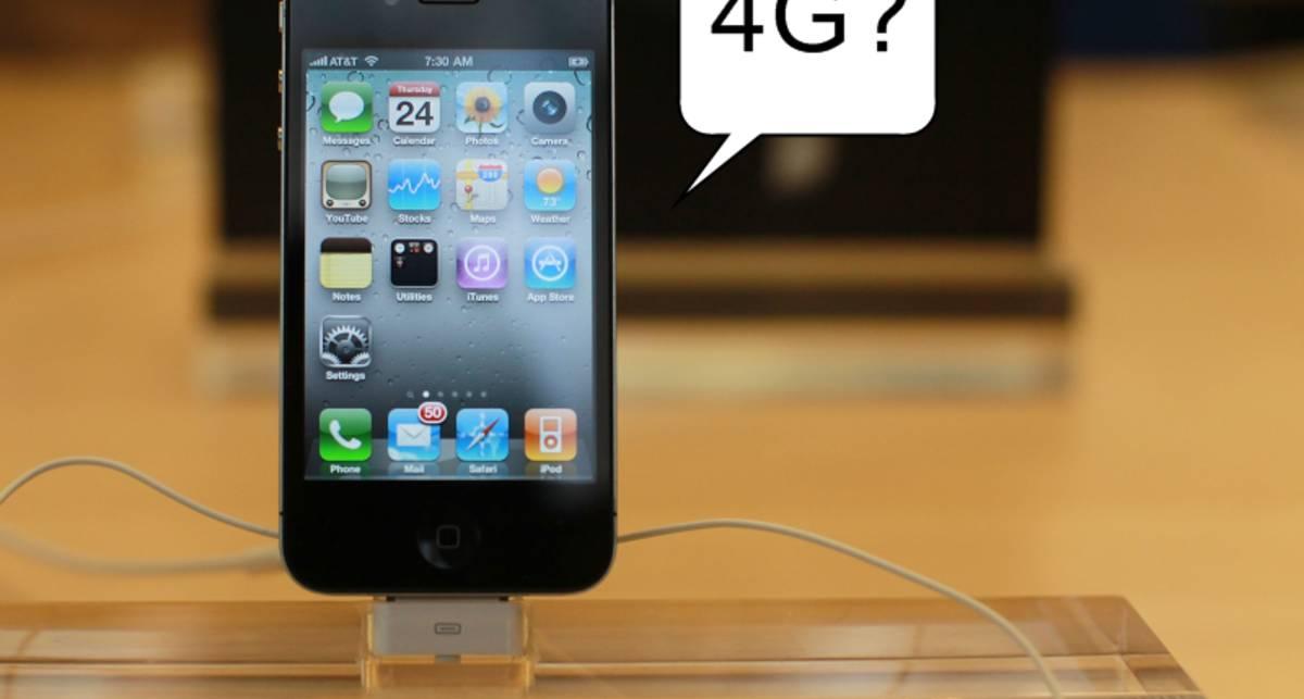 Apple может представить iPhone с поддержкой сетей LTE