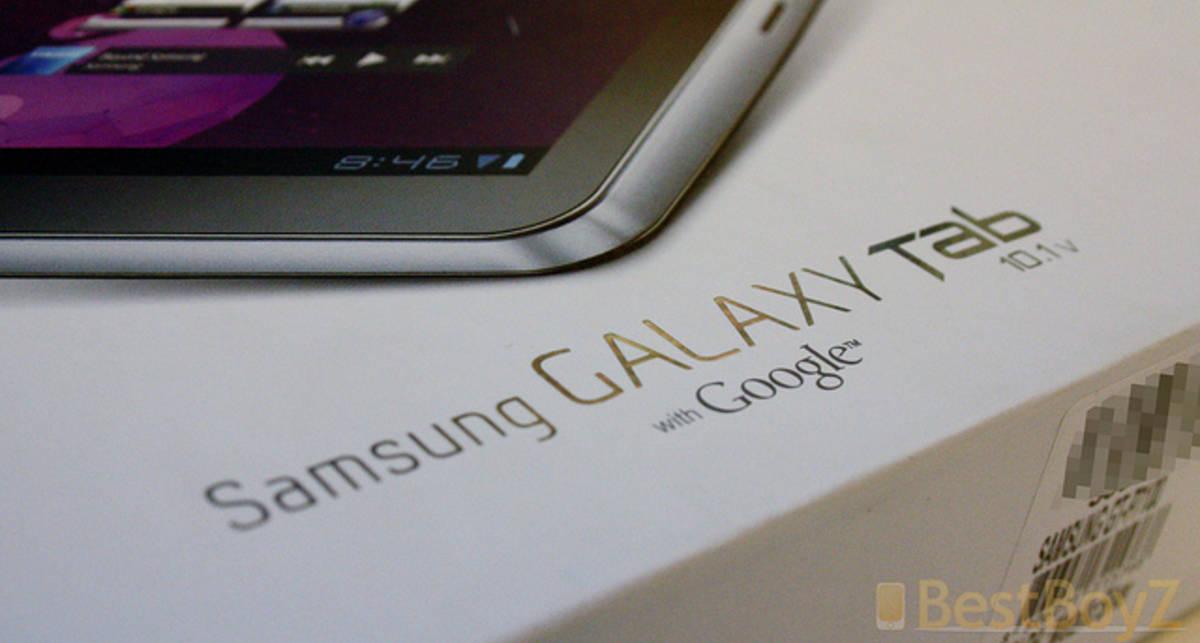 Samsung Galaxy Tab 10.1 снова может продаваться в Европе