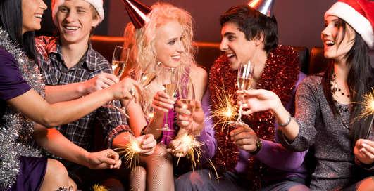 Когда можно смешать: коктейли к новогодним праздникам