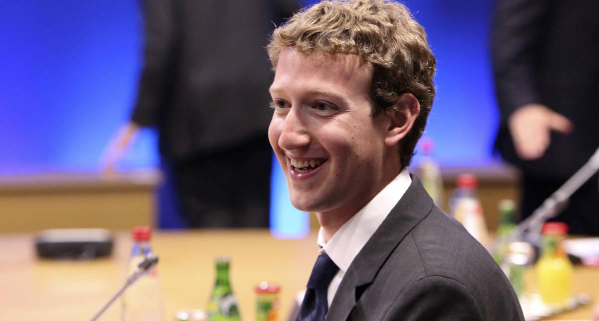 Марк Цукерберг самый популярный пользователь в Google Plus