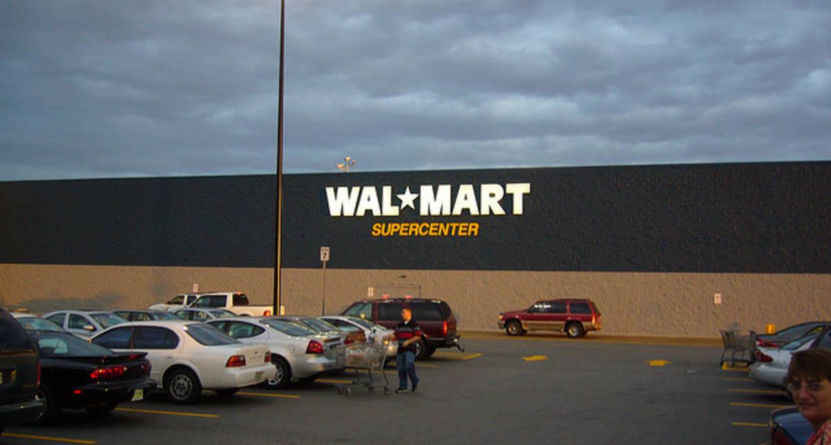 Сеть магазинов Wal-Mart купила интернет-компанию