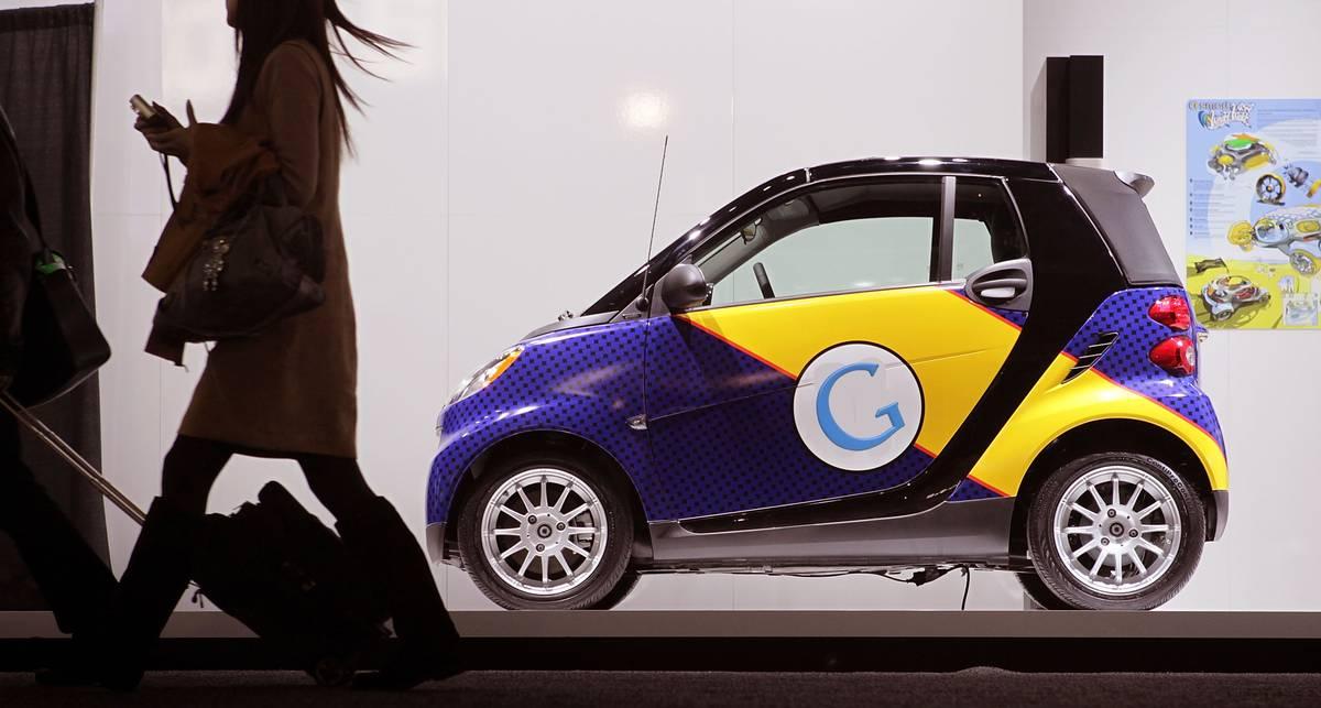 Google и Ford хотят создать