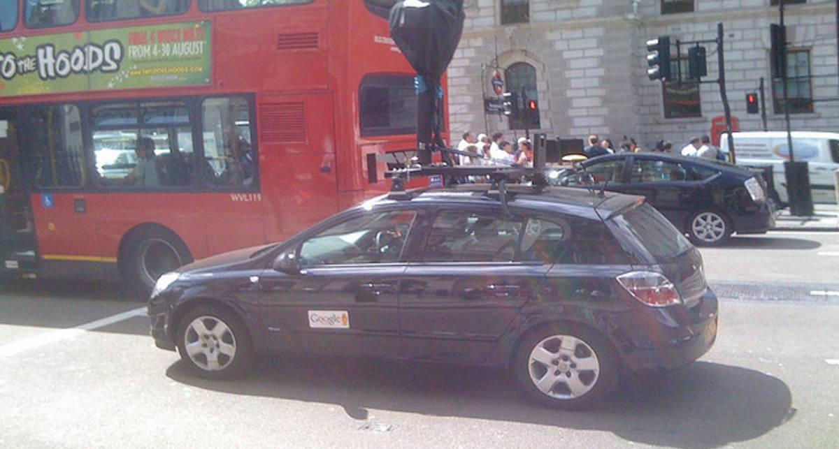 Google планирует закрыть швейцарскую версию Street View