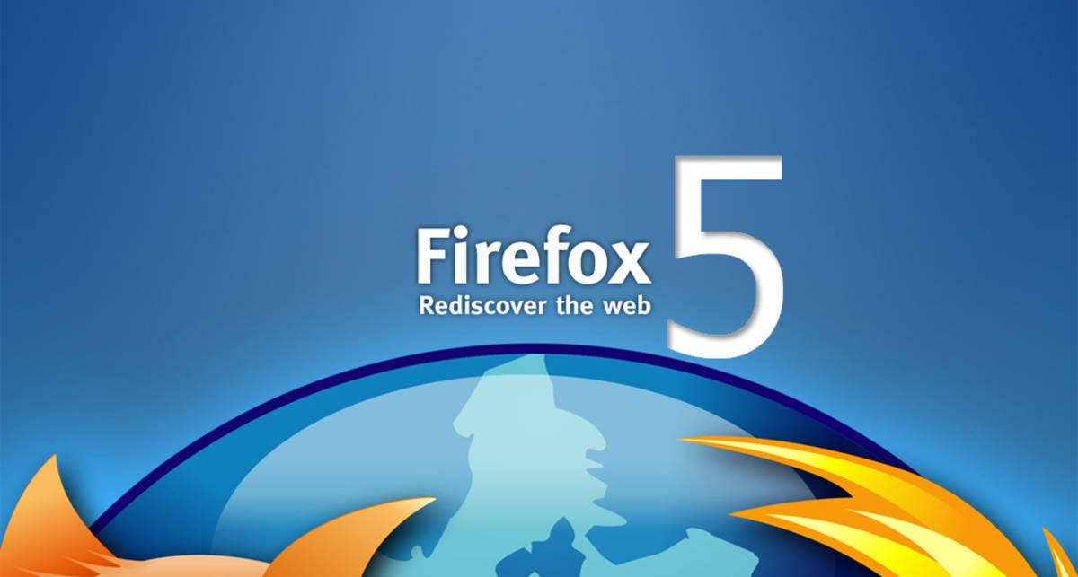 Вышла бета-версия Firefox 5