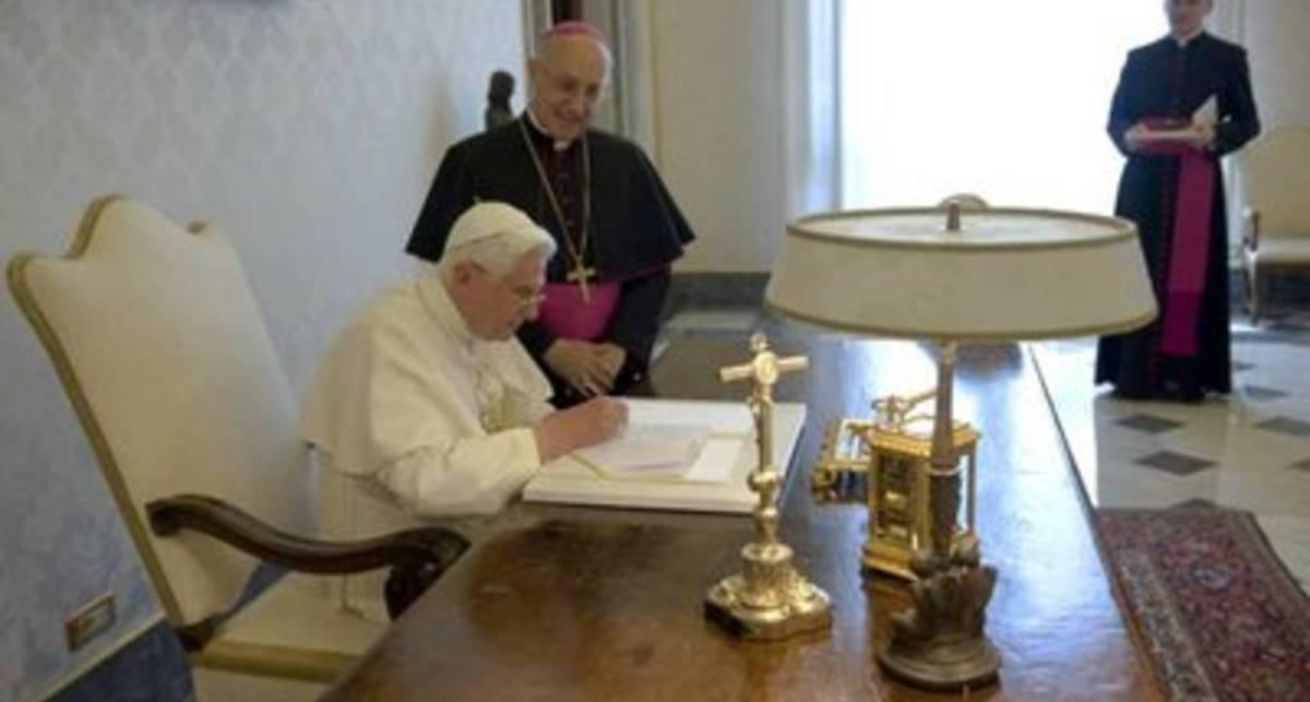 Папа Римский критикует копирайт