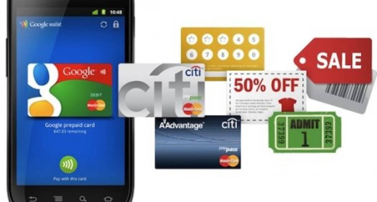 Google представила платежную систему Google Wallet