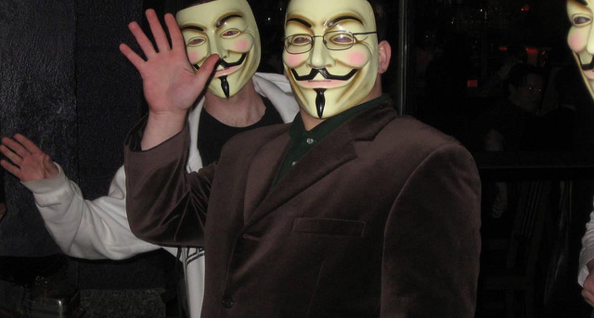 В Турции арестованы хакеры из Anonymous
