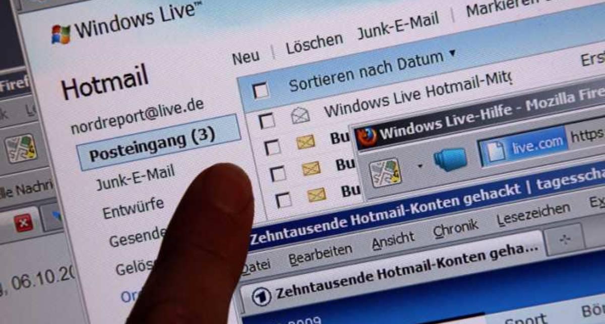 Почтовой службе Hotmail исполнилось 15 лет
