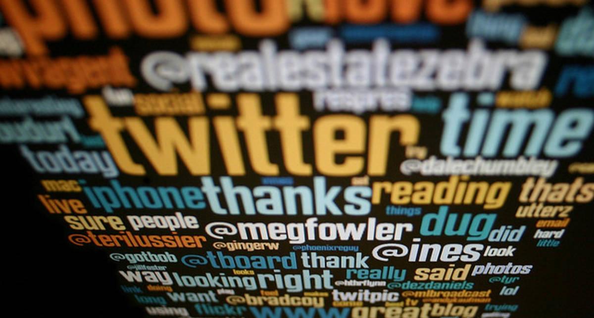 В Twitter появились кириллические метки