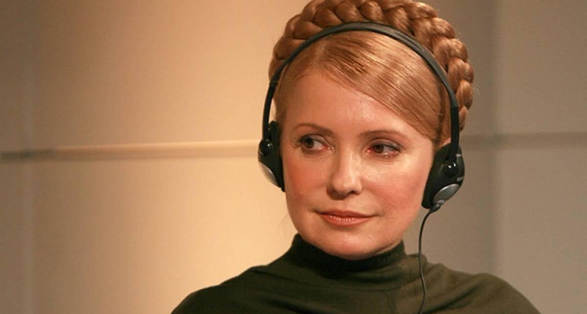 Юлия Тимошенко появилась в Facebook