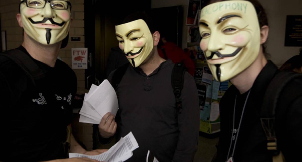 Anonymous взломали сайт транспортной системы Сан-Франциско