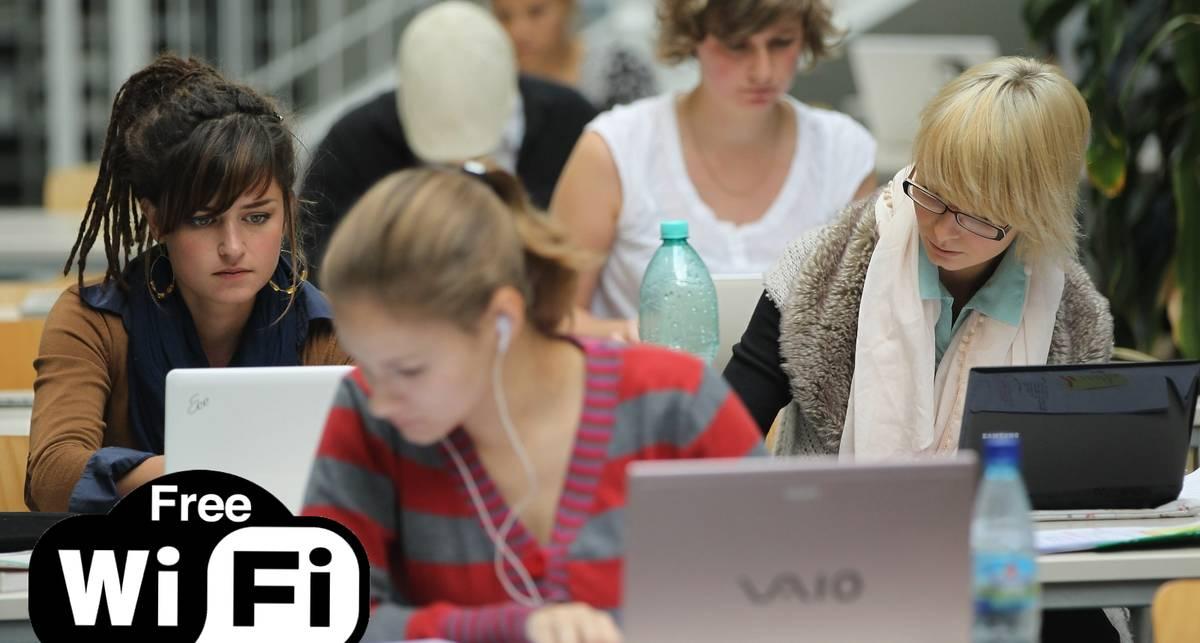 Бесплатные Wi-Fi-точки опасны для пользователей