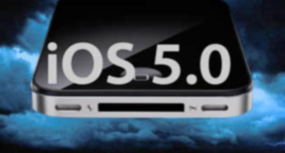 iOS 5 будет обновляться без iTunes
