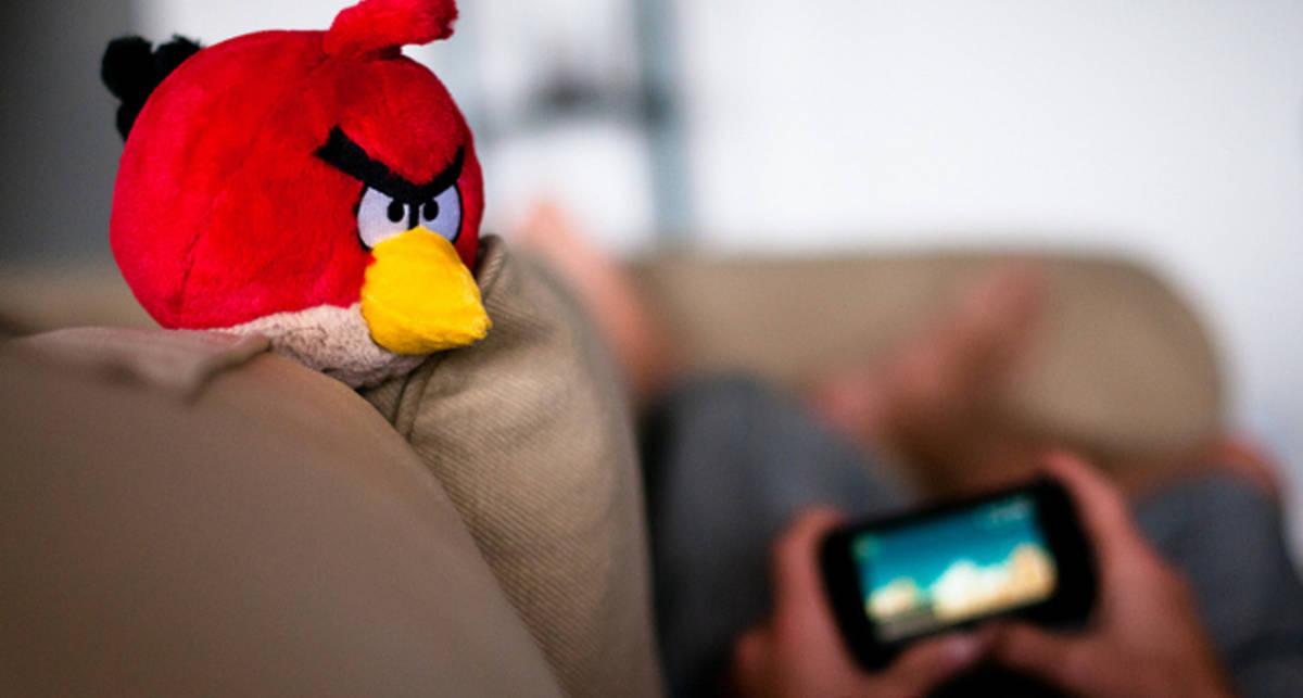 Игру Angry Birds во всем мире скачали более 200 млн. раз