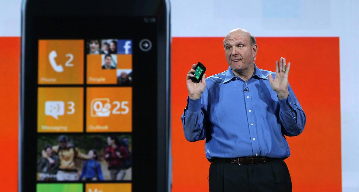 Новое обновление Windows Phone 7 сделает её лучше
