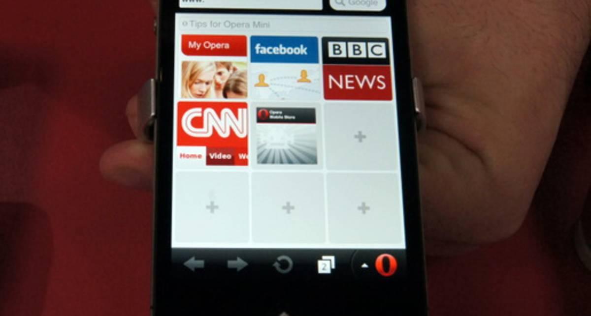 Opera Mini 6 стала доступна для платформы iOS