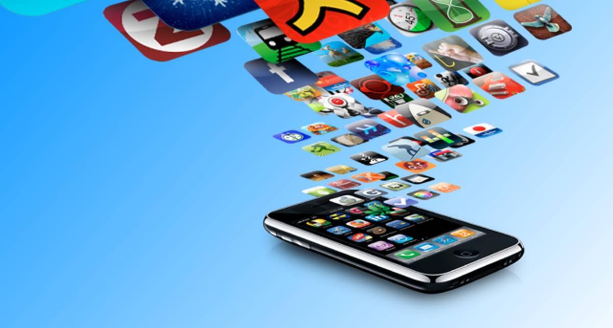 Для устройств Apple создано более полумиллиона программ