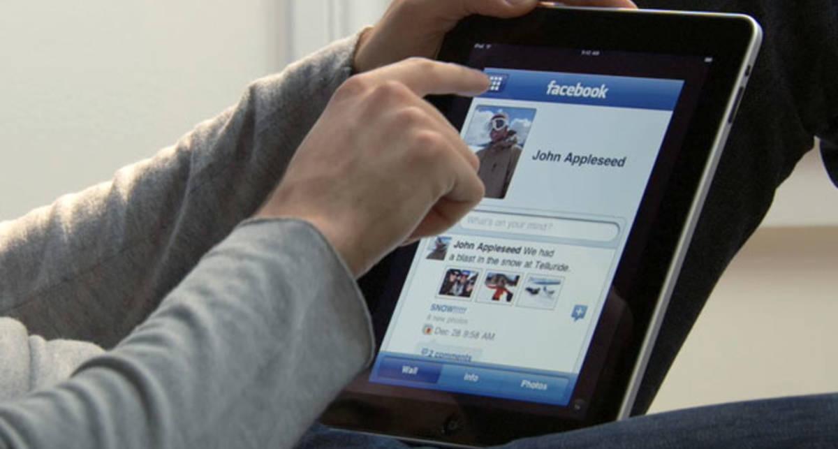 iPad получит своё Facebook приложение