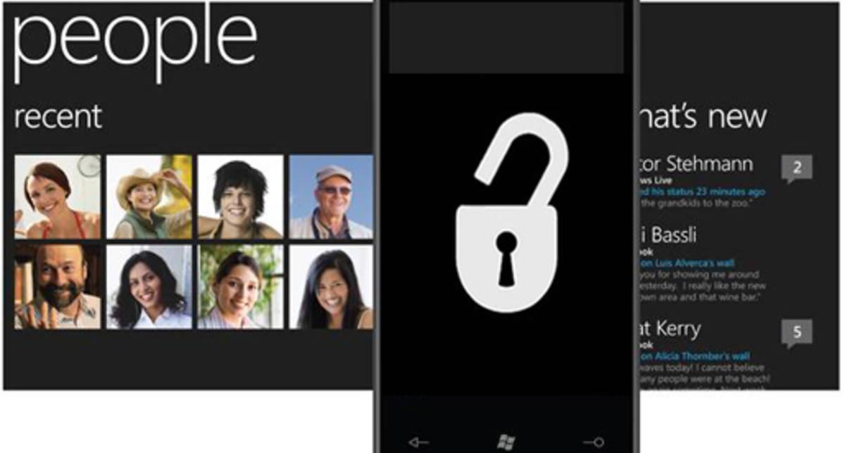 Microsoft одобрил взлом Windows Phone 7