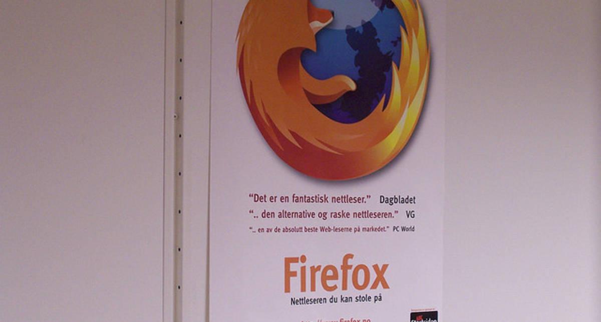 Mozilla представила первую бета-версию Firefox 6