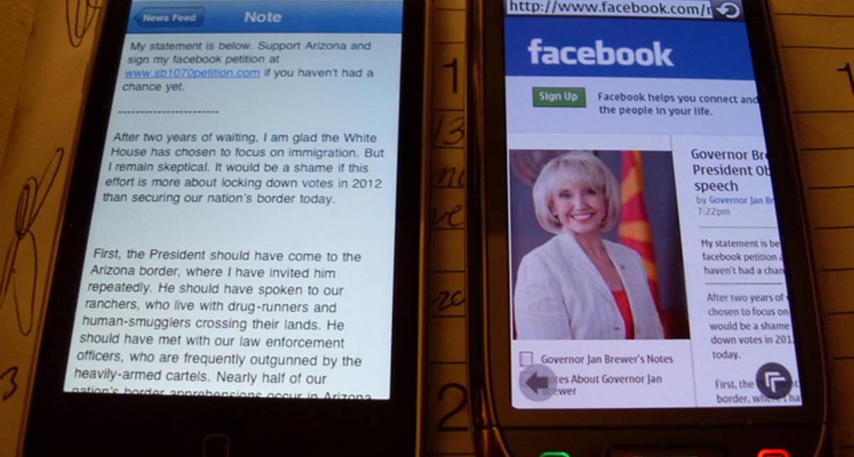 Facebook представит универсальный мобильный клиент