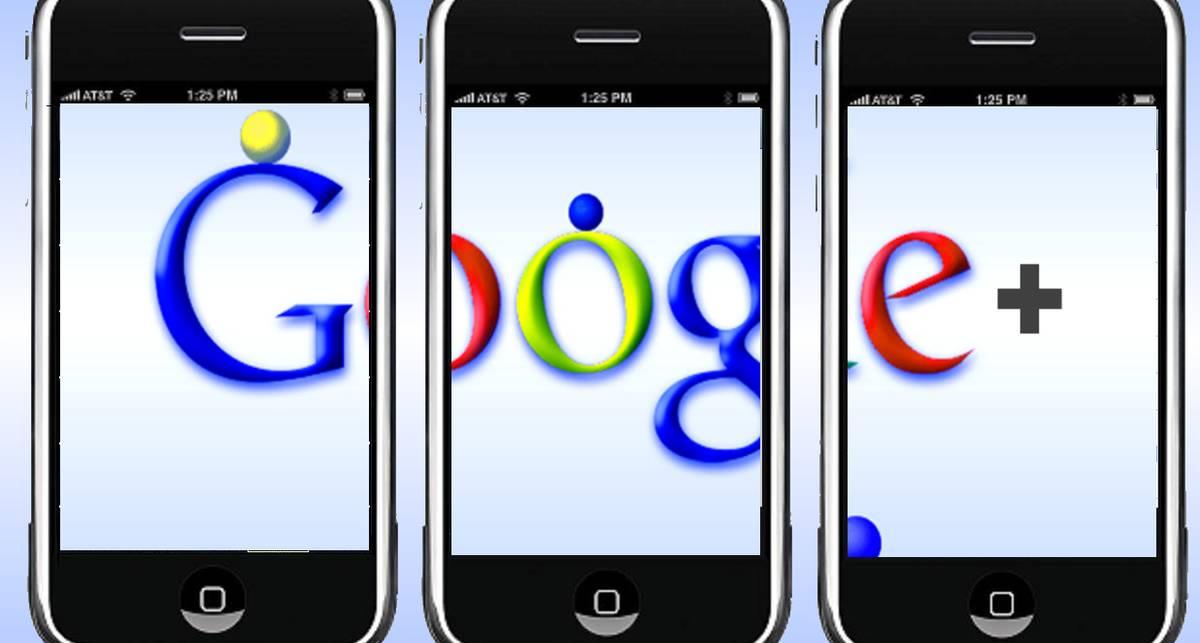 Приложение Google+ взлетело в  топ Apple App Store