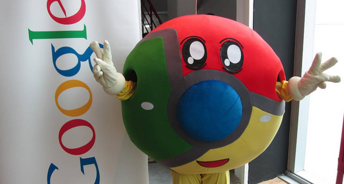 Google Chrome в Великобритании занял второе место по популярности