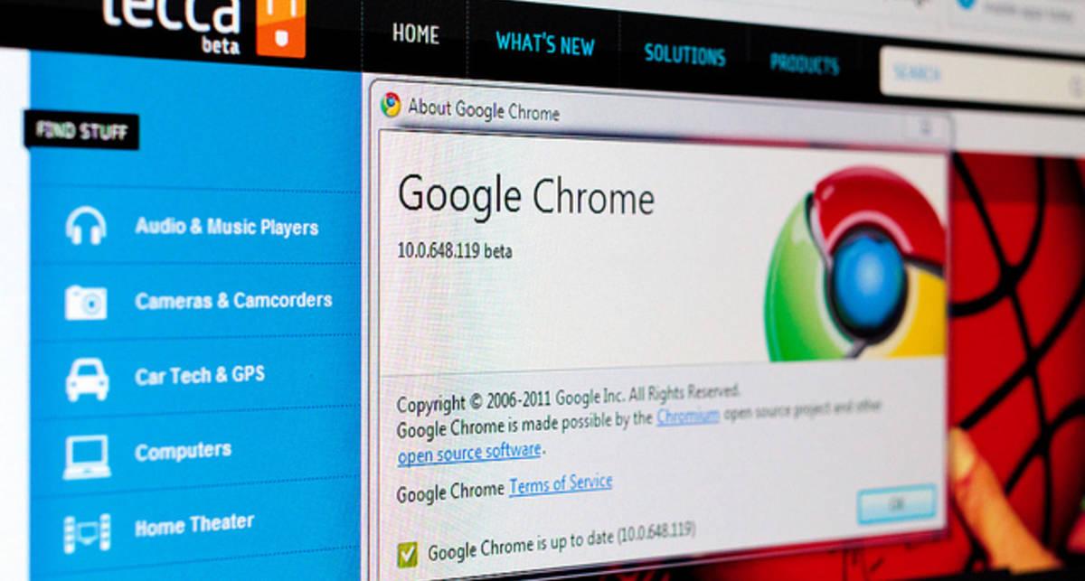 Браузер Chrome назвали самым быстрым