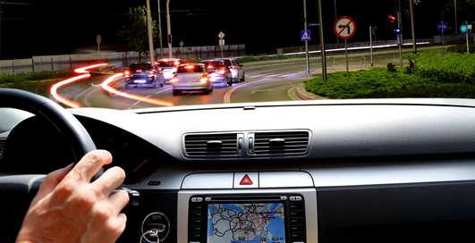Аварии, которые произошли по вине навигаторов