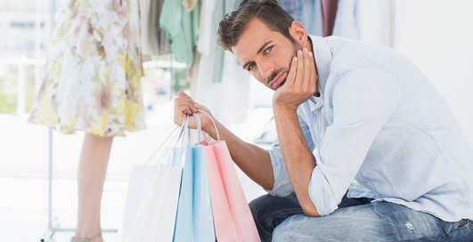 Как пережить женский шопинг: пять советов парням