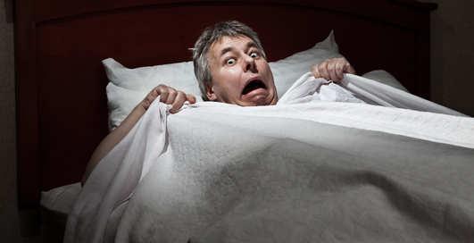 Боязнь уснуть и еще 11 странных фобий человека