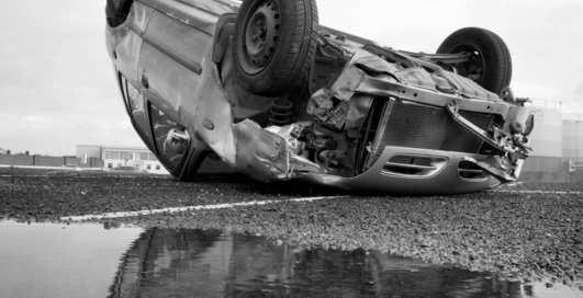 Как справиться со стрессом после аварии