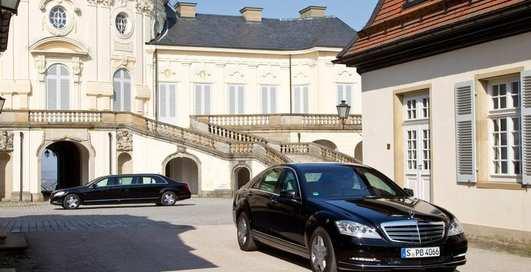 Бронированная роскошь: начинка VIP-автомобилей