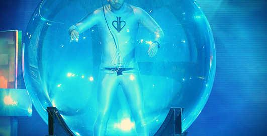 Дэвид Блэйн: как задержать дыхание под водой