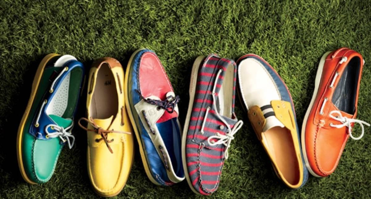 Летняя мужская обувь: наглядный гид для мужчин