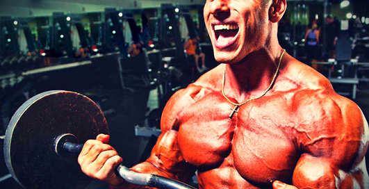 Как быстро накачаться: 4 секрета для роста мышц