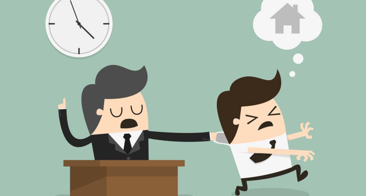 Как уживаться с неадекватным начальником