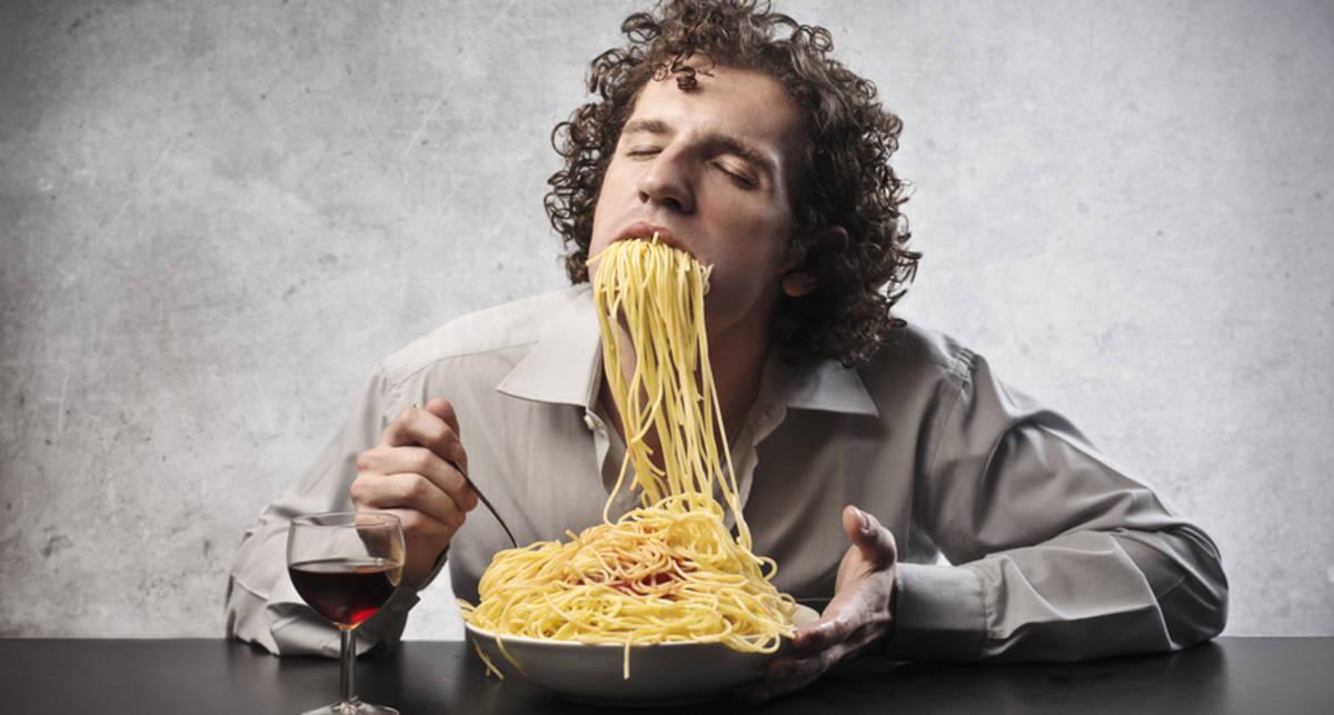 Лапша для мышц: как накачаться одним спагетти