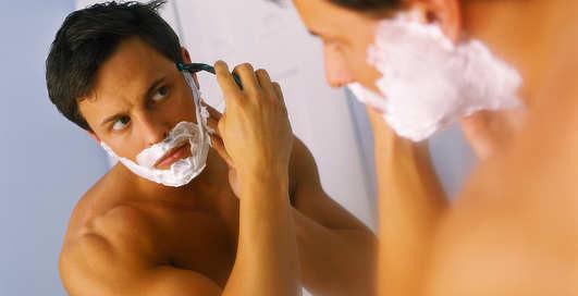 Как правильно брить лицо: ТОП эффективных способов
