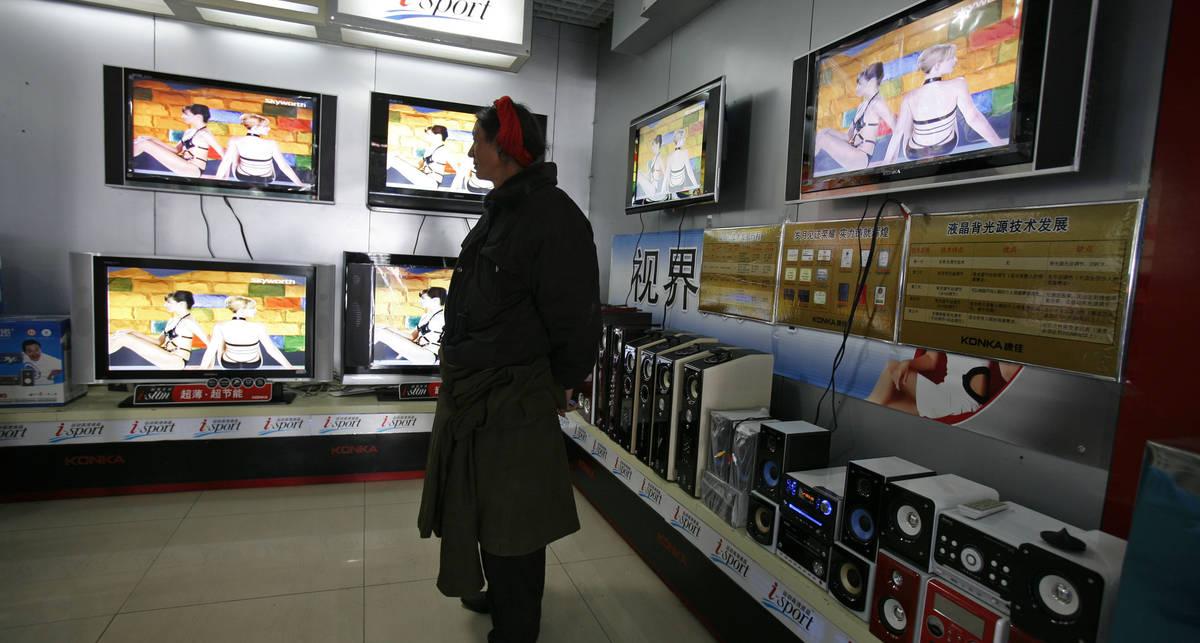 В США покупают меньше телевизоров