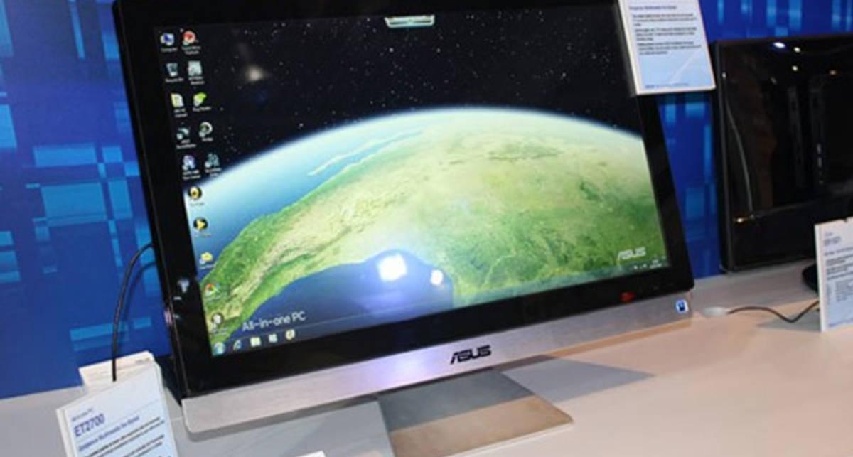 ASUS анонсировала большой 27-дюймовый моноблок