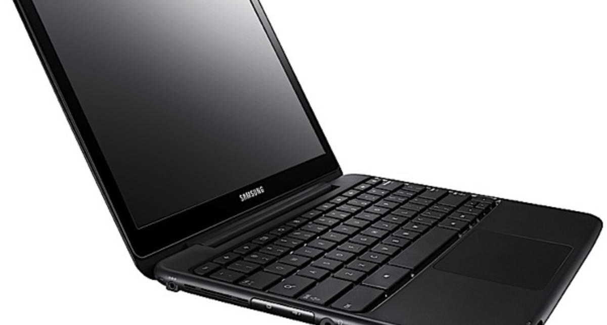 Samsung Chromebook раскупают как горячие пирожки