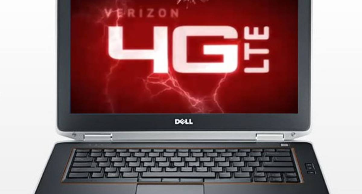 Dell выпустил ноутбук с поддержкой 4G