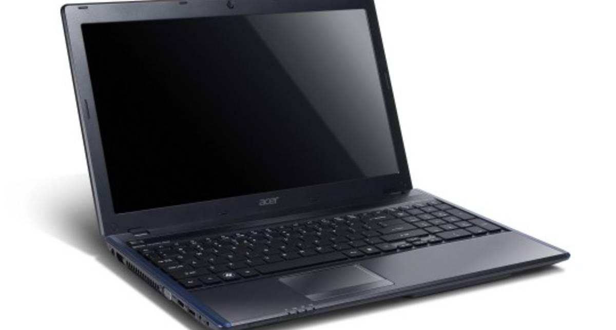 Acer Aspire с технологией беспроводной передачи видеоизображения