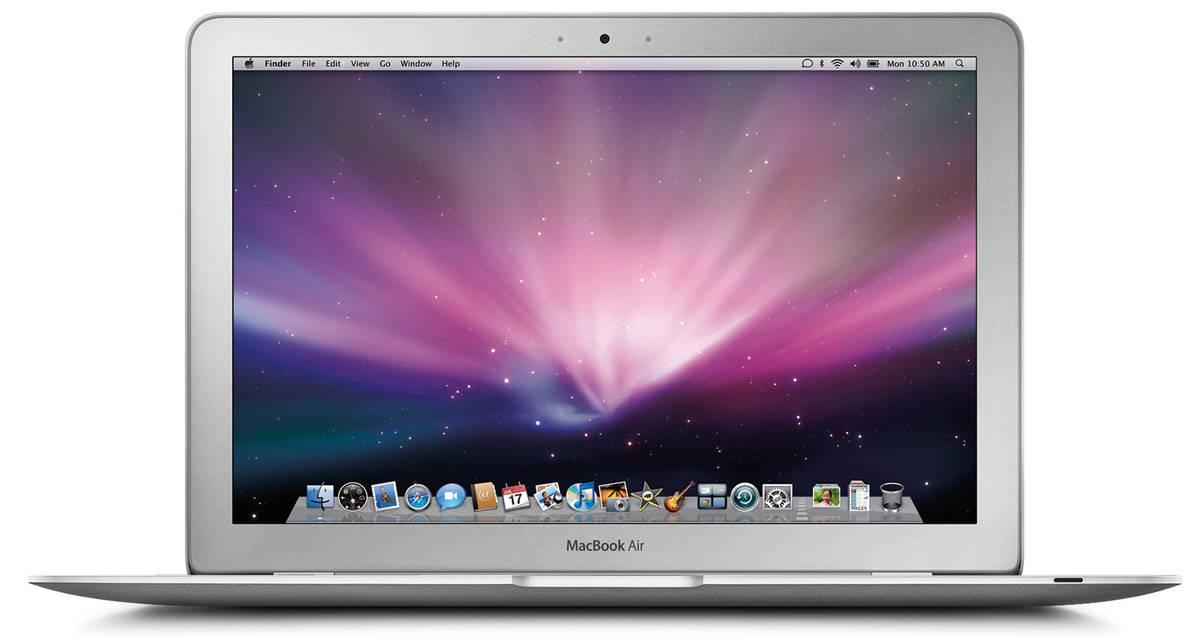 MacBook Air упал в цене