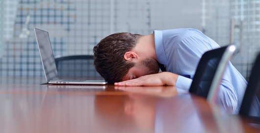 Сидеть в офисе за компьютером — непродуктивно